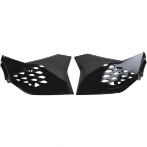 Acerbis Radiator Shrouds - KTM SX - Black