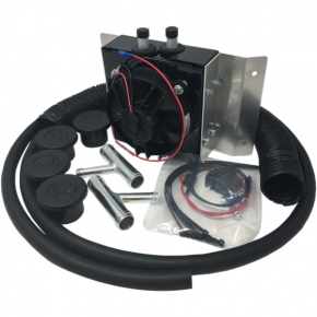 Moose Racing Cab Heater - RZR XP Turbo