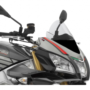 PUIG Race Windscreen - Clear - Tuono