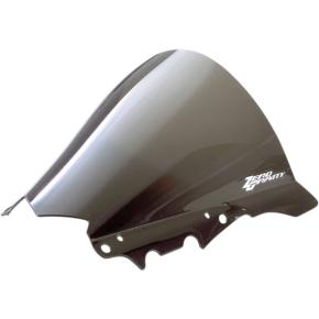 Zero Gravity Corsa Windscreen - Smoke - YZF-R3