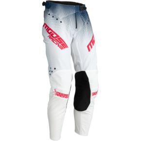 Moose Racing Agroid Pants - Navy/White - 34