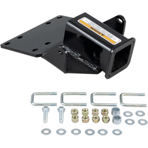 Moose Racing Front Receiver Hitch - Honda