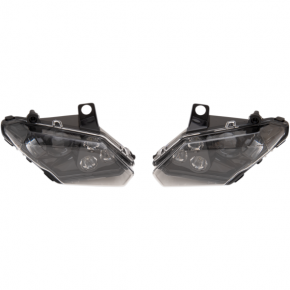 Moose Racing LED Headlight - Can AM X3