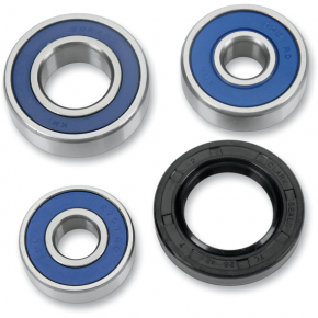 Moose Racing Wheel Bearing - Kit - Rear - KLX/DRZ
