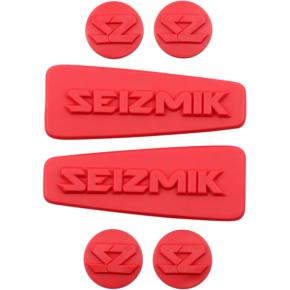 Seizmik Pursuit Mirror Insert - Red