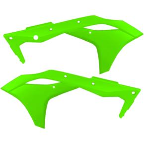 Acerbis Radiator Shrouds - KX 250 F - Fluorescent Green