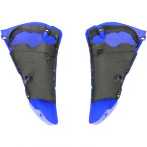 Acerbis Radiator Shrouds - Upper - YZ 450F - Blue