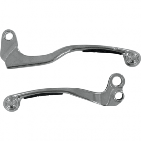 Moose Racing Black Competition Lever Set for YZ/YZF/WR