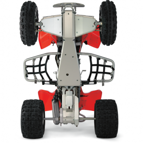 Moose Racing A-Arm Guards - Pioneer 1000