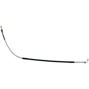 Moose Racing Stainless Steel Brake Line - Husaberg/KTM