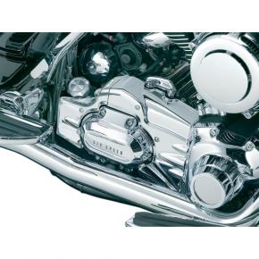 Kuryakyn Transmission Shrouds - Chrome