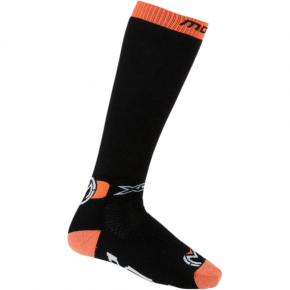 Moose Racing XCR™ Socks - Black - Small/Medium