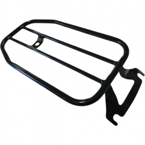 Motherwell Luggage Rack - Gloss Black