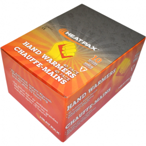 Heat Pax™ Hand Warmers - 40 Pack