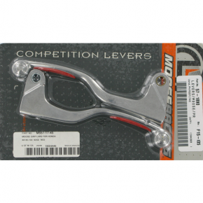 Moose Racing Red Competition Lever Set for XR