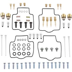 Parts Unlimited Carburetor Kit Kawasaki ZX600