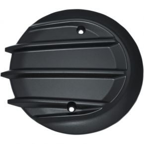 Kuryakyn Tri-Fin Primary Cover - Black