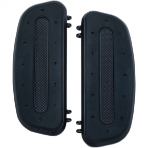 Kuryakyn Heavy Driver Floorboards - Black