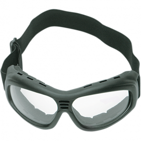 Bobster Touring II Goggles - Matte Black - Clear