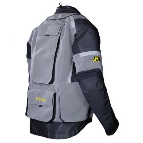 Adventure Rally Air Jacket  Gray