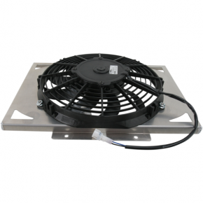 Moose Racing Hi-Performance Cooling Fan - Single - 800 CFM