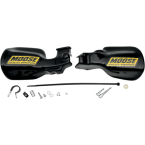 Moose Racing Black Handguards for Foreman