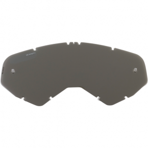 Moose Racing XCR Lens - Silver