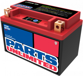 Parts Unlimited Li-Ion Battery - HJTX14H-FP