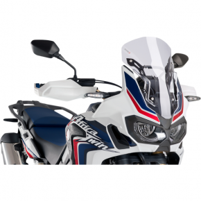 PUIG Race Windscreen - Clear - Honda