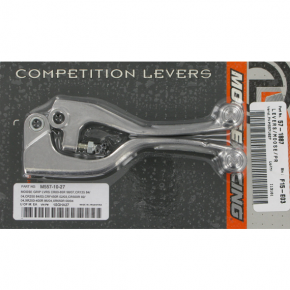 Moose Racing Clear Competition Lever Set for CR/XR