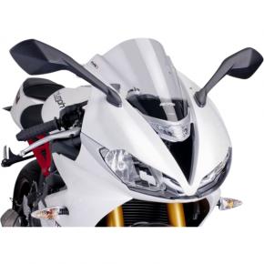 PUIG Race Windscreen - Clear - Triumph