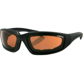 Bobster Foamerz 2 Sunglasses - Amber