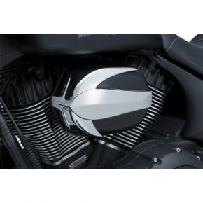 Kuryakyn Air Cleaner Vantage Indian Chrome/Black