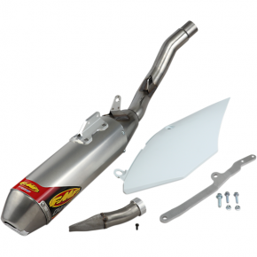 FMF RACING Q4 HEX Muffler