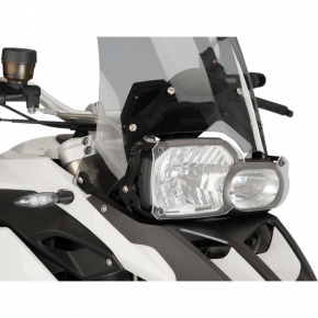 PUIG Protective Headlight Cover - F800GS - Clear