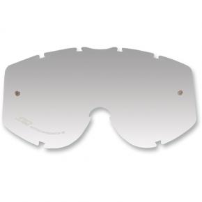 Goggle Lens - Clear - Dual - Anti-Scratch