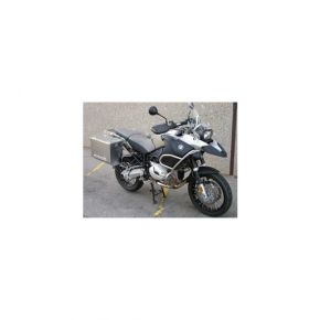Happy Trails Products Aluminum Pannier Kit TETON BMW R1200GSA (Low Pipe)