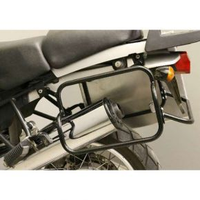 Happy Trails Products Happy Trails SU Rack (Hi-Pipe) BMW R1100GS/ R1150GS/GSA