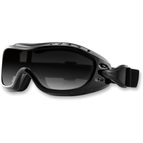 Bobster Night Hawk Goggles - Smoke