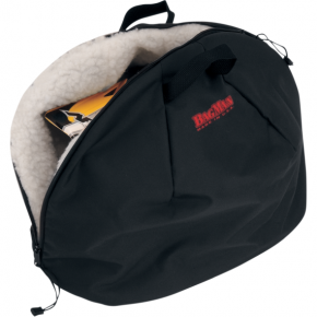 Parts Unlimited Helmet Bag - Bagman Black