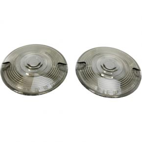 Kuryakyn Replacement Turn Signal Lens - Smoke