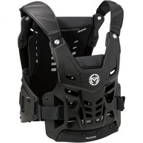 Moose Racing Synapse Lite Pro Roost Deflectors - Black - M/L