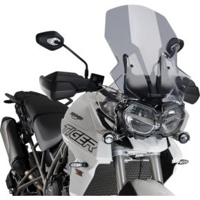 PUIG Race Windscreen - Smoke - Tour - Tiger