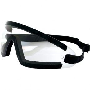 Bobster Wrap Goggles - Clear