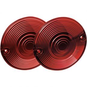 Kuryakyn Replacement Turn Signal Lens - Red