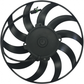 Moose Racing Hi-Performance Cooling Fan - 1225 CFM