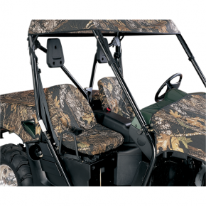 Moose Racing Bucket Seat Cover - Mossy Oak - Rhino