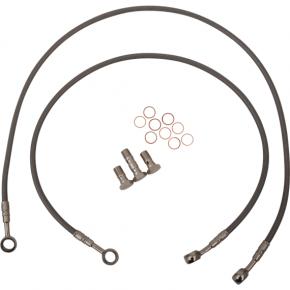 Galfer Braking Stainless Steel Brake Line FK003D186-2