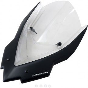 PUIG New Generation Windscreen - Clear - Z1000