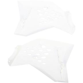 Acerbis Radiator Shrouds - SX 65 - White